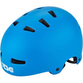 TSG Evolution Solid Color Helmet satin-darkcyan